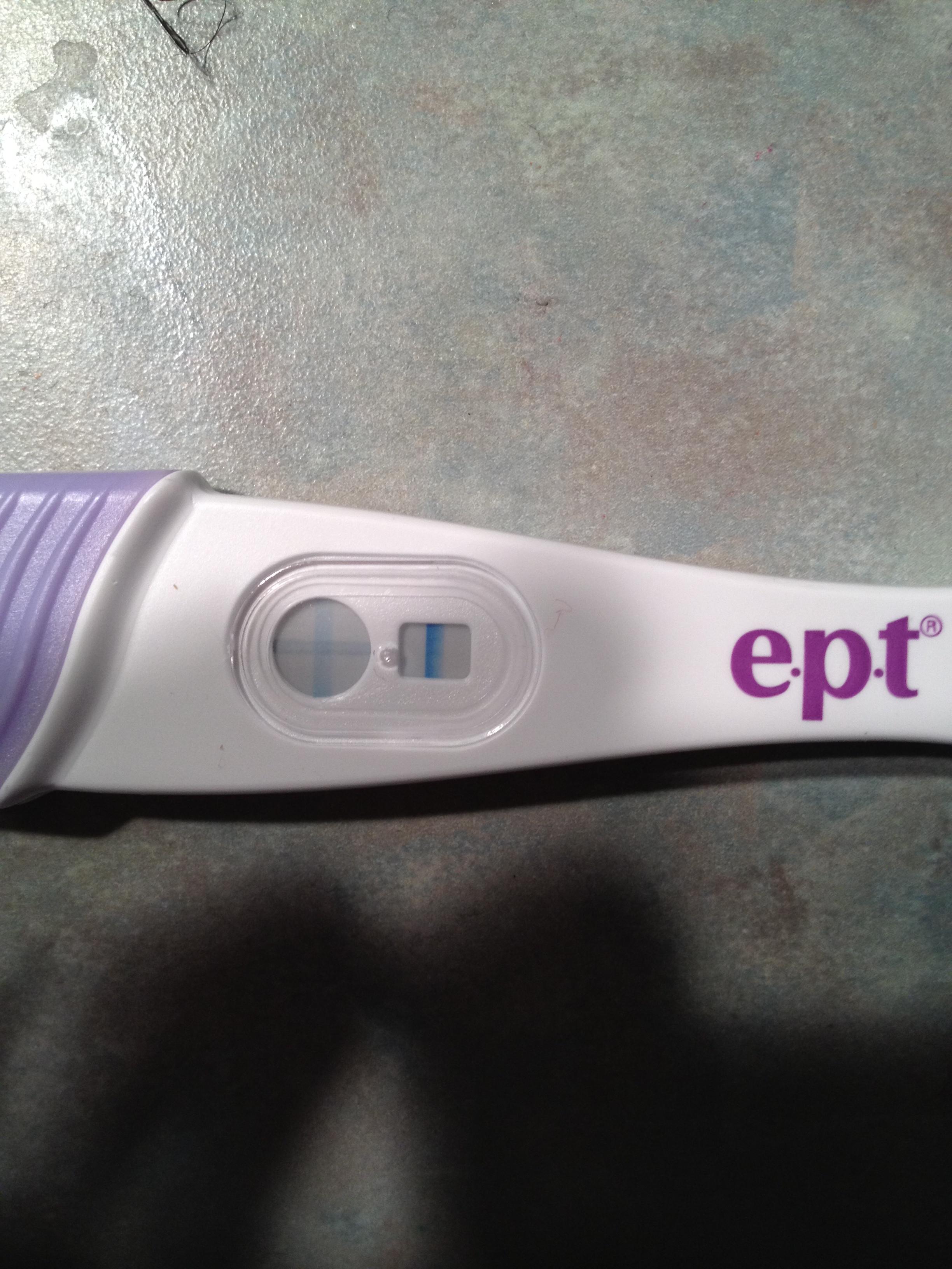 Faint Positive Ept Pregnancy Test - 2187.7KB