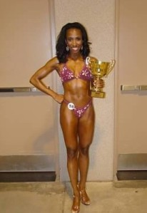 My First Figure Competition (March 2008)